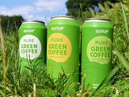 green drink green coffee