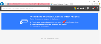 microsoft advanced threat analytics ata u2013 part 02 rebeladmin
