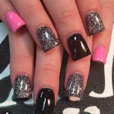 cute acrylic nail designs for fall nail art design ideas nails