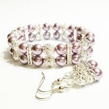 bridesmaid jewellery wedding jewelry purple wedding lavender bridal earrings