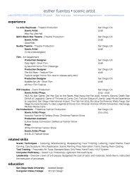 Example Of Artist Resume by 100 Perfect Resumes Best 25 Good Resume Ideas On Pinterest