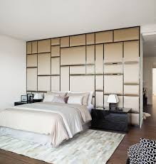 Fabric Covered Wall  Panels Create Really Interesting - Fabric wall designs