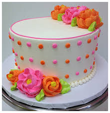 Decorating With Fondant White Flower Cake Shoppe Cupcakes Cakes Decorating Classes In