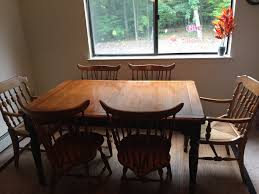 craigslist dining room set free craigslist dining set trade reduce reuse recycle