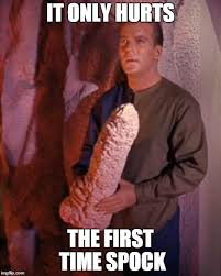 Meme Generator Star Trek - image tagged in kirk dildo star trek imgflip
