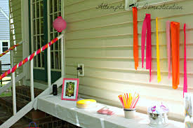 Backyard Graduation Party Ideas by Backyard Graduation Party