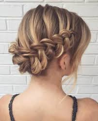braided hairstyles for thin hair 20 unique updos for thin hair