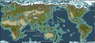 Huge World Map by The Official Map For The Battle Royale Mk Ii And The Changes I