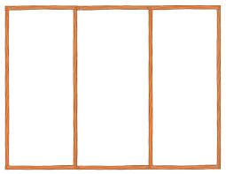 free blank tri fold brochure templates burris blank trifold