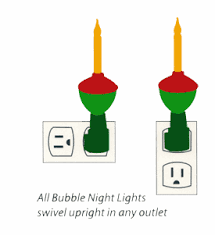 plug in candle night light night light plug in bubble flicker flame and candle night lights