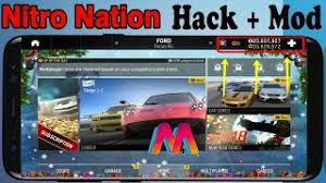 nitro nation mod apk how to hack nitro nation drag racing 5 7