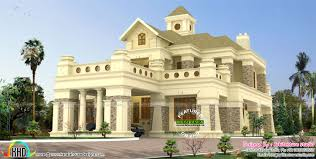 Colonial House Design by K H D Home Design