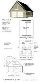 Garage Blueprints 18 Free Diy Garage Plans With Detailed Drawings And Instructions