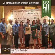 Candlelight Homes Candlelight Homes Recognized In Utah U0027s Fast 50 Awards