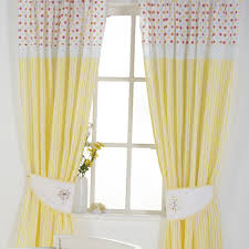 Yellow Curtains Nursery by Safari Nursery Curtains Thenurseries