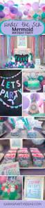 kara u0027s party ideas under the sea mermaid birthday party kara u0027s