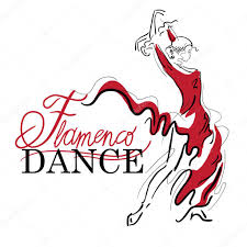 flamenco dance vector sketches u2014 stock vector ring ring 81529234