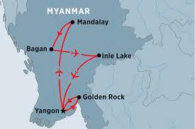 Agrarian Skies Map Myanmar Burma Tours Travel U0026 Trips Peregrine Adventures Us