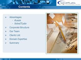 offshore application development and maintenance ppt download