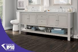 is vinyl flooring for a bathroom the best luxury vinyl tile