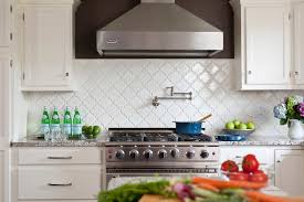 kitchen design 20 ideas beveled subway tile kitchen backsplash