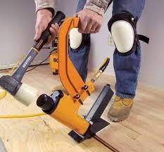 Engineered Flooring Stapler Is Nail Down Installation The Best Unique Wood Floor