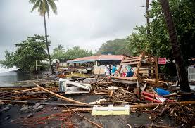 hurricane maria makes landfall in puerto rico nhc aol weather