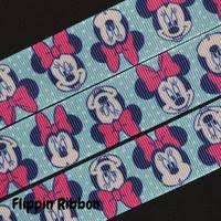 mickey ribbon mickey and minnie mouse ribbon flippin ribbon