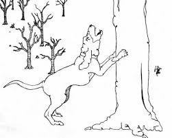 bluetick coonhound climbing tree springfield greene county library bittersweet