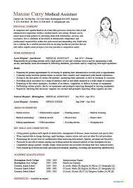 cover letter for resume for medical assistant