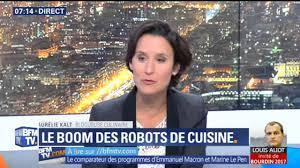 bfmtv cuisine itw bfmtv en direct pour parler des robots culinaires