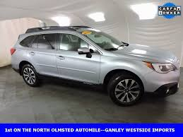 subaru outback offroad wheels used 2016 subaru outback for sale near cleveland north olmsted