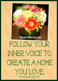 decorating from the inside out how silk flowers taught me to
