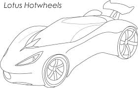 super cars coloring pages kids