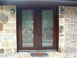 Designer Front Doors Beveled Glass Front Doors Leaded Stained Glass Entry Inserts