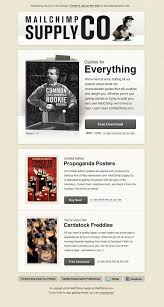 best 25 mailchimp newsletter templates ideas on pinterest email