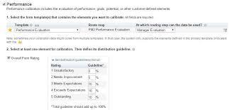 calibration report template of calibration in sap successfactors sap blogs