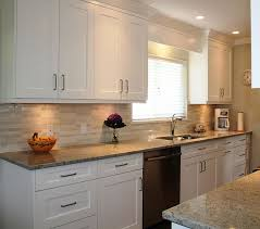 Best Cabinet Hardware Placement Images On Pinterest Kitchen - Shaker white kitchen cabinets