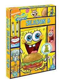 spongebob squarepants season 5 dvd amazon co uk dvd u0026 blu ray