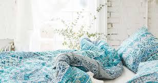 Cheap Bed Linen Uk - bedding set inkandrags beautiful bohemian bedding uk boho blue