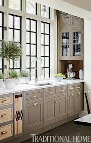 kitchen ideas pics best 25 taupe kitchen cabinets ideas on beautiful