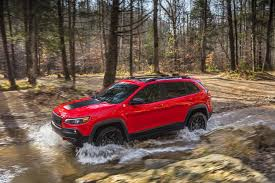 jeep cherokee price 2019 jeep cherokee price surface with a price cut drivers magazine