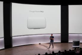 google home max announced arrives this december for 399 droid life