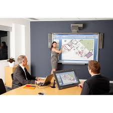 smart l with speaker strong smart board 885 with eb 675w projector and sba l speakers