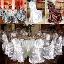 universal chair covers polyester folding banquet wedding universal chair covers wedding