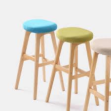 Simple High Chair High Chair Stool High Chair Stool Modern Style 04 High Chair