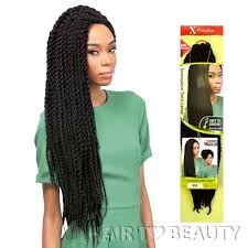 senegalese pre twisted hair senegalese twist large 18 outre x pression synthetic braid