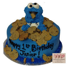 1348 cookie monster cake abc cake shop u0026 bakery