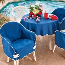 patio chair slipcovers klassy kovers patented slipcovers more