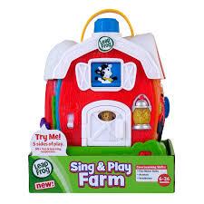 Mobile Play Barn Leapfrog Mobile Medical Kit Sing U0026 Play Farm Roll U0026 Go Rocking